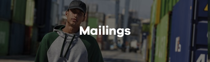 Descarga mailings